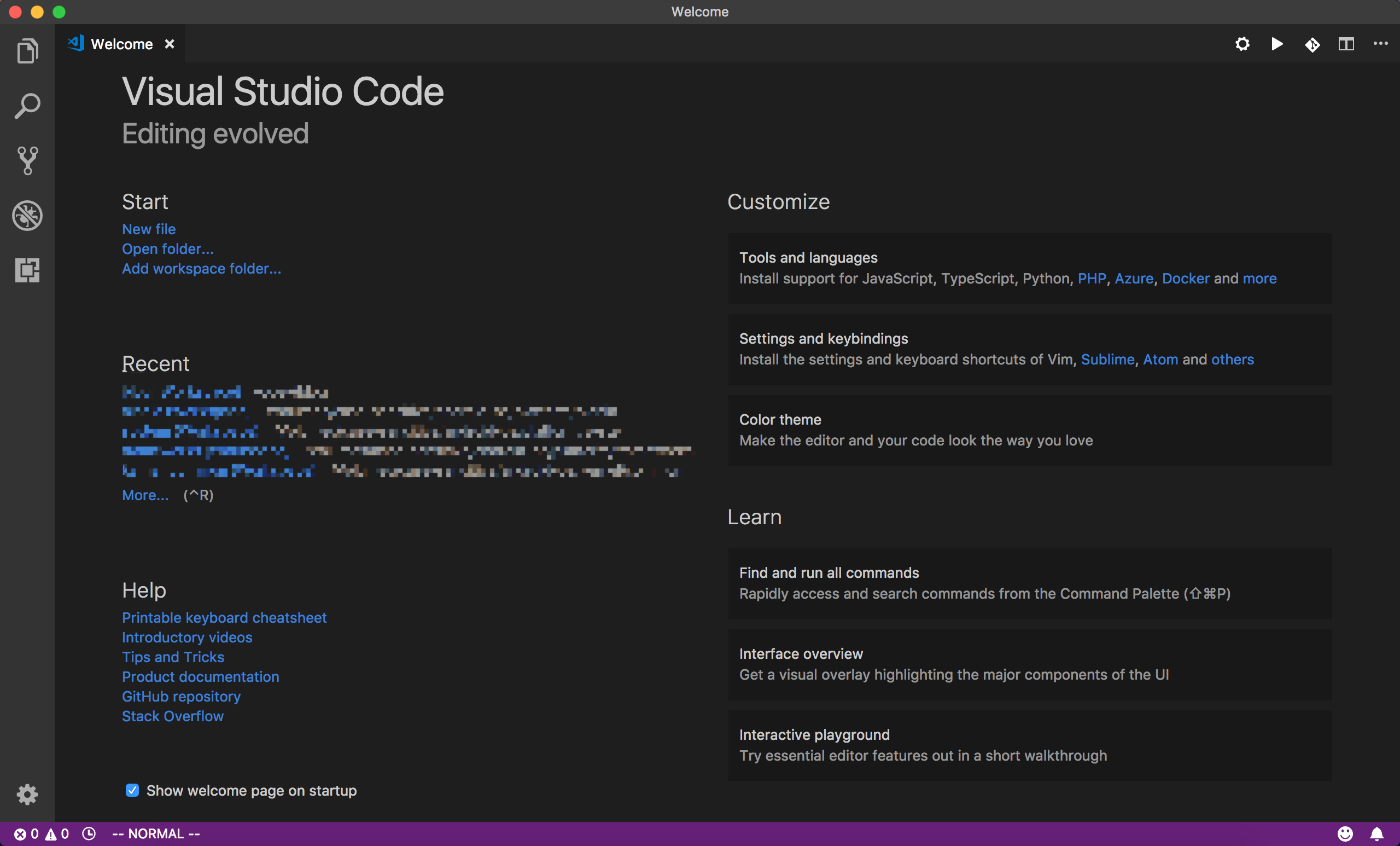 vscode-welcome